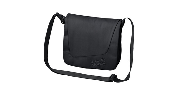 Jack Wolfskin Rosebery Shoulder Bag Women black